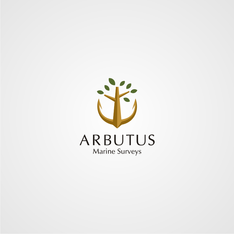 Logo Design by graphicleaf - Entry No. 11 in the Logo Design Contest Professional Business Logo Design for Arbutus Marine Surveys.