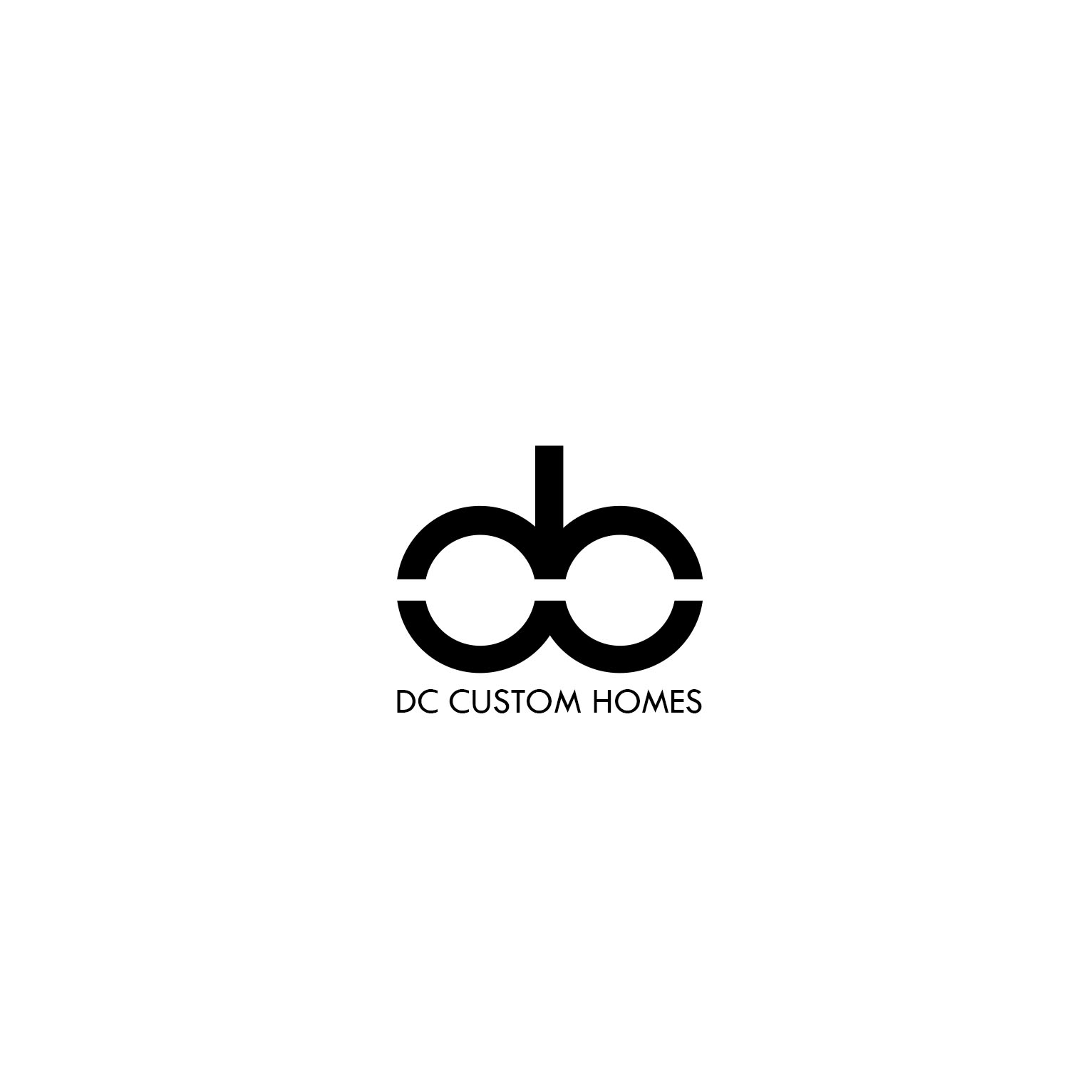 Logo Design by Private User - Entry No. 144 in the Logo Design Contest Creative Logo Design for DC Custom Homes.