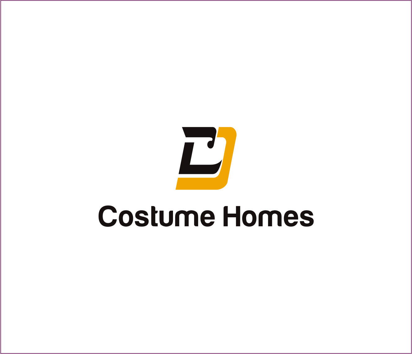 Logo Design by Armada Jamaluddin - Entry No. 148 in the Logo Design Contest Creative Logo Design for DC Custom Homes.