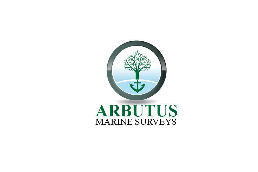 Logo Design by Private User - Entry No. 12 in the Logo Design Contest Professional Business Logo Design for Arbutus Marine Surveys.