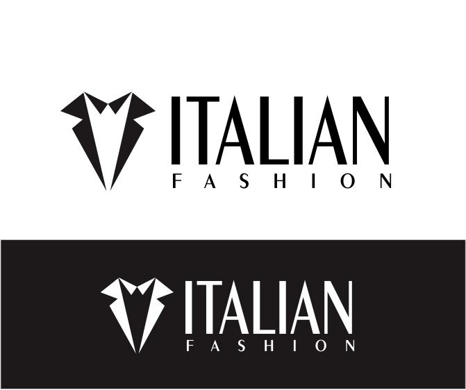 Logo Design by ronny - Entry No. 90 in the Logo Design Contest Logo for Web Page ItalianFashion.cz.