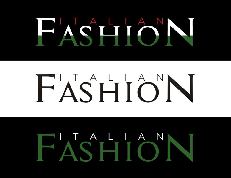 Logo Design by Juan_Kata - Entry No. 92 in the Logo Design Contest Logo for Web Page ItalianFashion.cz.