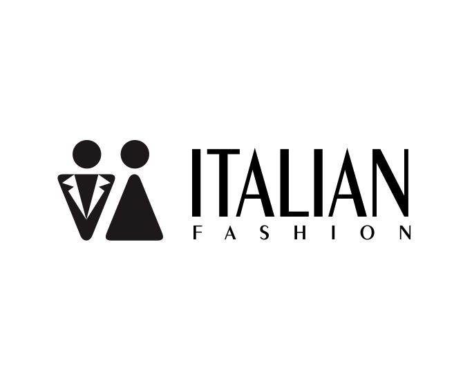 Logo Design by ronny - Entry No. 93 in the Logo Design Contest Logo for Web Page ItalianFashion.cz.