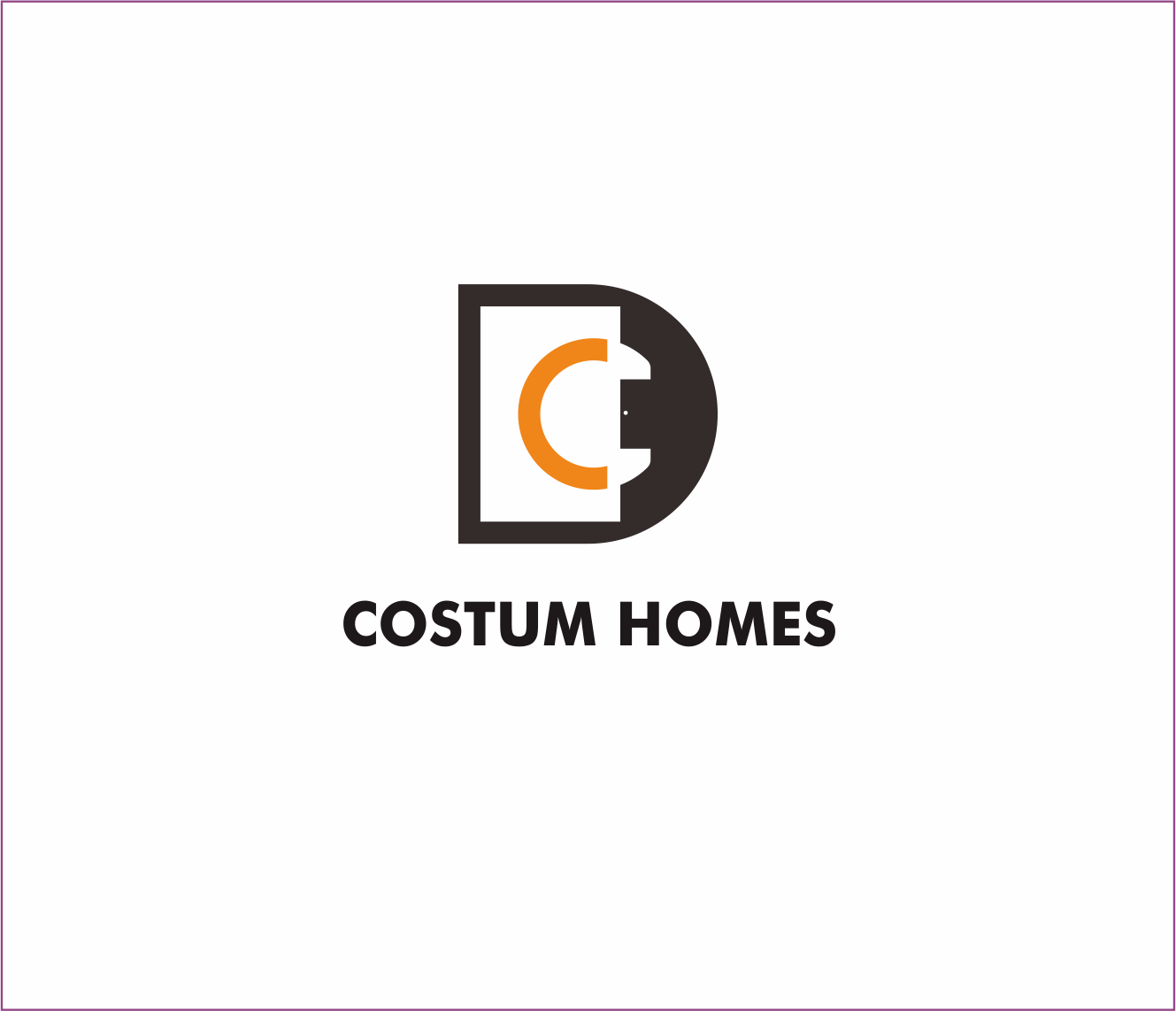 Logo Design by Armada Jamaluddin - Entry No. 165 in the Logo Design Contest Creative Logo Design for DC Custom Homes.