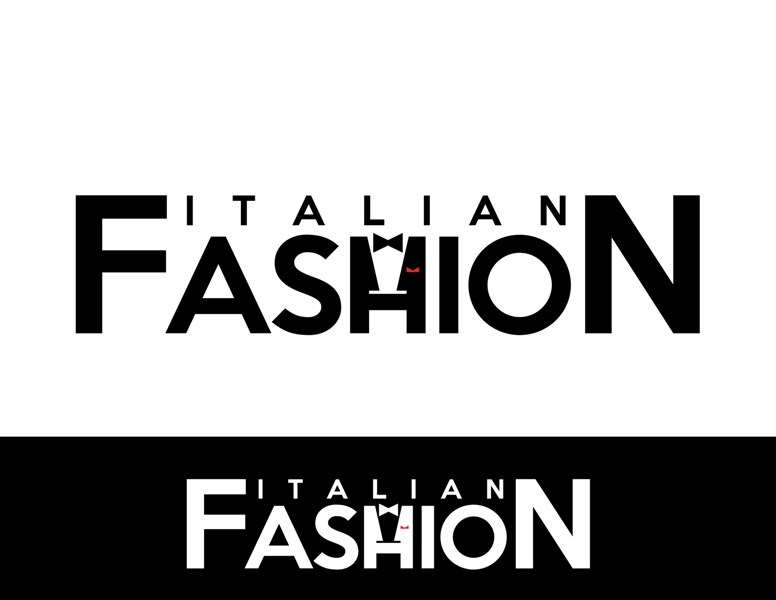 Logo Design by Juan_Kata - Entry No. 94 in the Logo Design Contest Logo for Web Page ItalianFashion.cz.