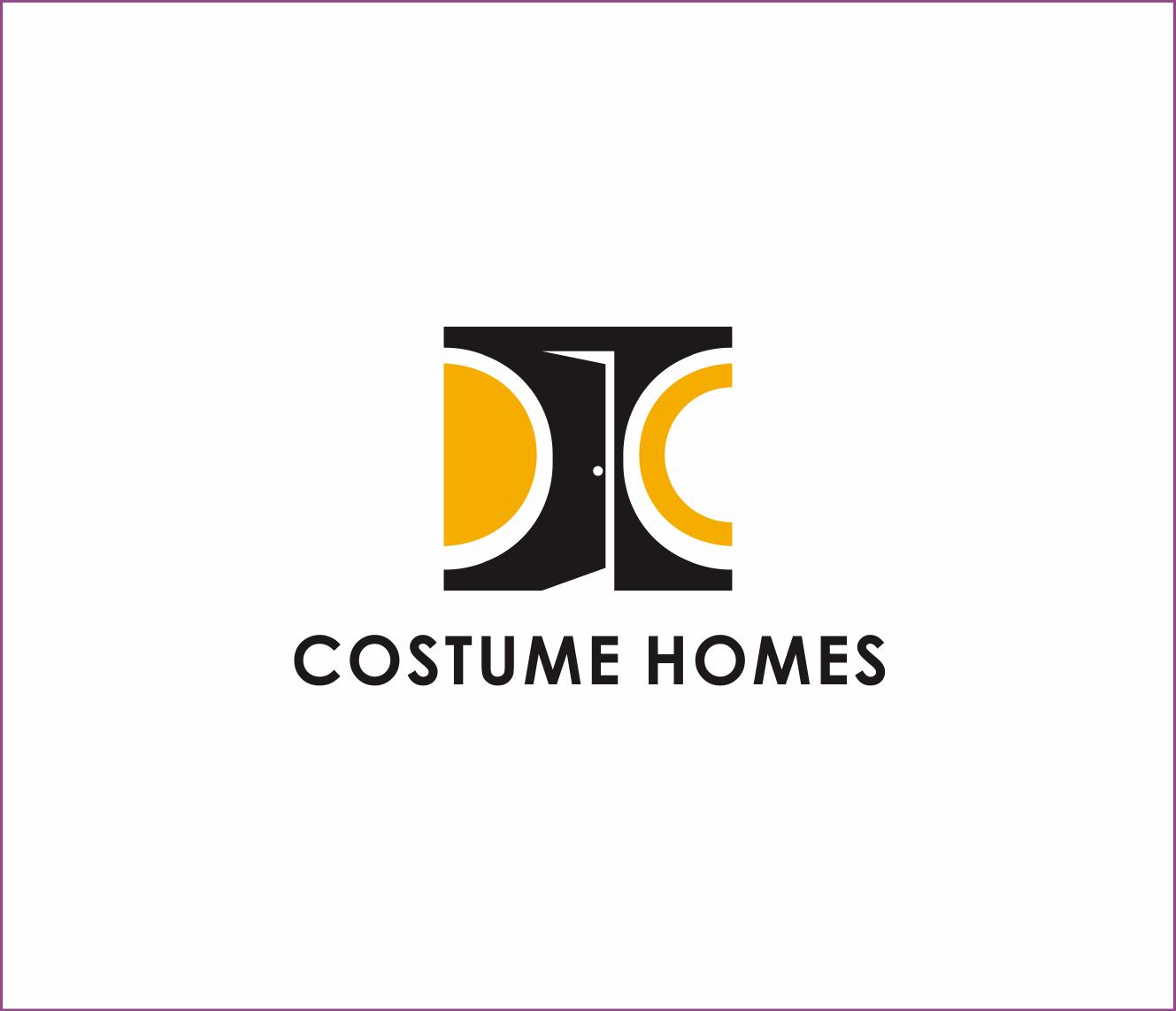 Logo Design by Armada Jamaluddin - Entry No. 166 in the Logo Design Contest Creative Logo Design for DC Custom Homes.