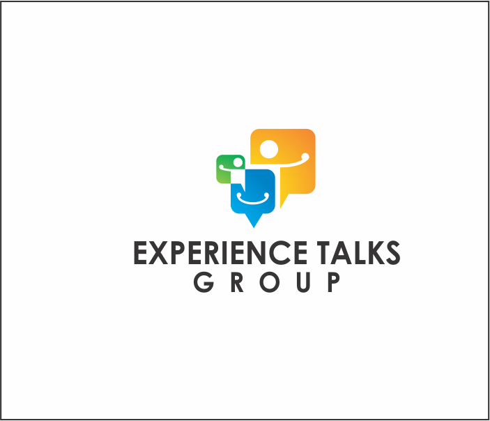 Logo Design by Armada Jamaluddin - Entry No. 38 in the Logo Design Contest Captivating Logo Design for Experience Talks Group.
