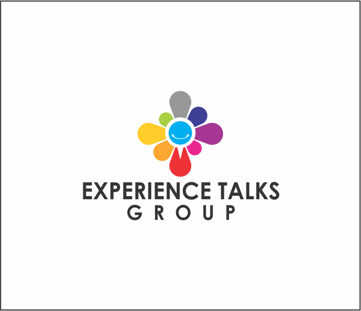 Logo Design by Armada Jamaluddin - Entry No. 39 in the Logo Design Contest Captivating Logo Design for Experience Talks Group.