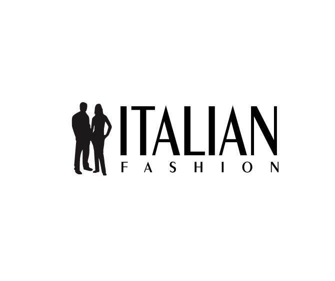Logo Design by ronny - Entry No. 100 in the Logo Design Contest Logo for Web Page ItalianFashion.cz.