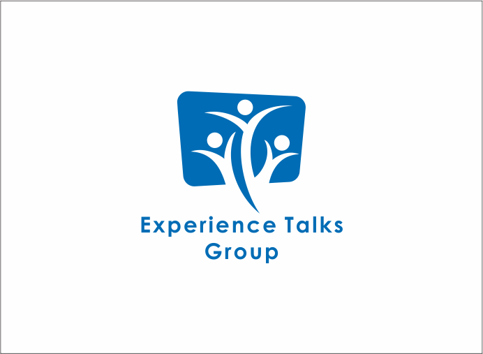 Logo Design by Armada Jamaluddin - Entry No. 43 in the Logo Design Contest Captivating Logo Design for Experience Talks Group.