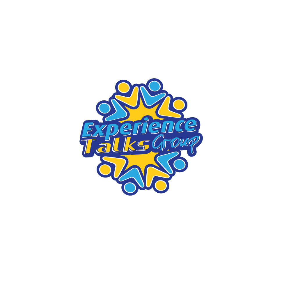 Logo Design by danelav - Entry No. 45 in the Logo Design Contest Captivating Logo Design for Experience Talks Group.