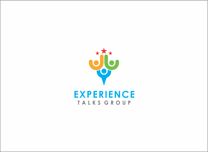 Logo Design by Armada Jamaluddin - Entry No. 46 in the Logo Design Contest Captivating Logo Design for Experience Talks Group.