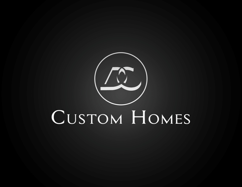 Logo Design by Juan_Kata - Entry No. 167 in the Logo Design Contest Creative Logo Design for DC Custom Homes.