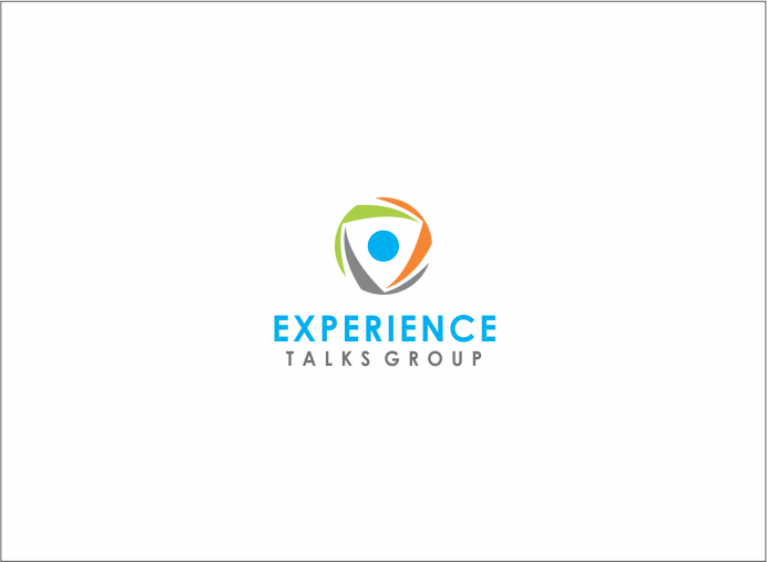 Logo Design by Armada Jamaluddin - Entry No. 47 in the Logo Design Contest Captivating Logo Design for Experience Talks Group.