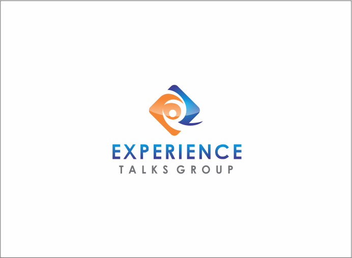 Logo Design by Armada Jamaluddin - Entry No. 48 in the Logo Design Contest Captivating Logo Design for Experience Talks Group.