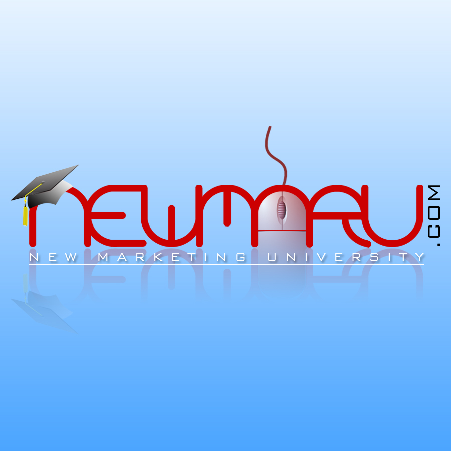 Logo Design by smokegroovechill - Entry No. 49 in the Logo Design Contest NewMarU.com (New Marketing University).