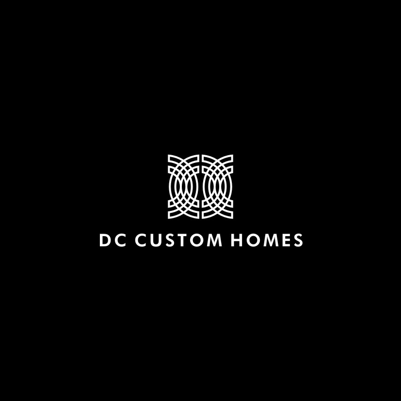 Logo Design by Private User - Entry No. 170 in the Logo Design Contest Creative Logo Design for DC Custom Homes.