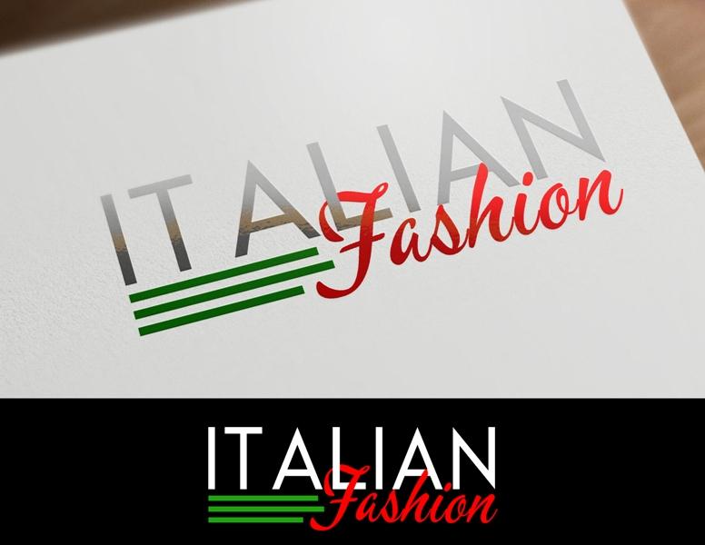 Logo Design by Juan_Kata - Entry No. 105 in the Logo Design Contest Logo for Web Page ItalianFashion.cz.