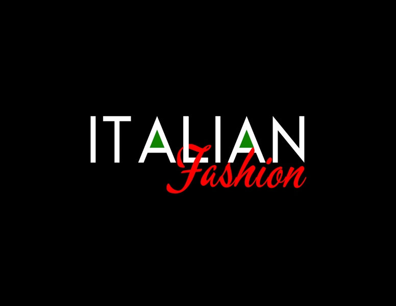 Logo Design by Juan_Kata - Entry No. 106 in the Logo Design Contest Logo for Web Page ItalianFashion.cz.