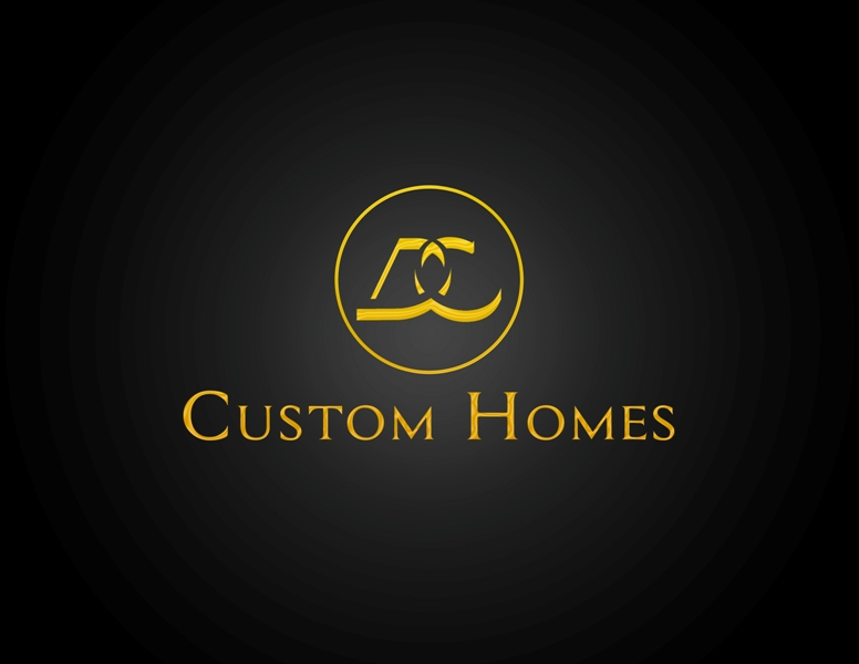 Logo Design by Juan_Kata - Entry No. 174 in the Logo Design Contest Creative Logo Design for DC Custom Homes.