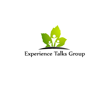 Logo Design by blackc - Entry No. 50 in the Logo Design Contest Captivating Logo Design for Experience Talks Group.