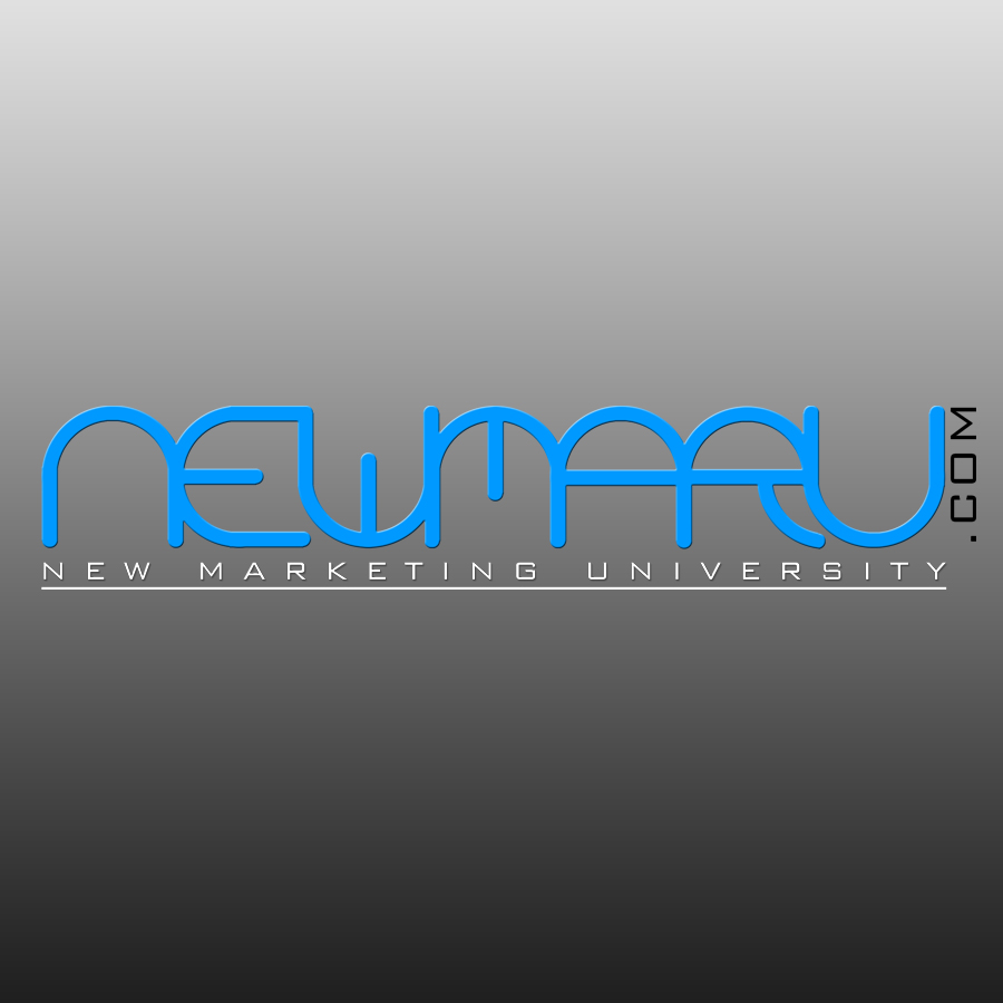Logo Design by smokegroovechill - Entry No. 51 in the Logo Design Contest NewMarU.com (New Marketing University).