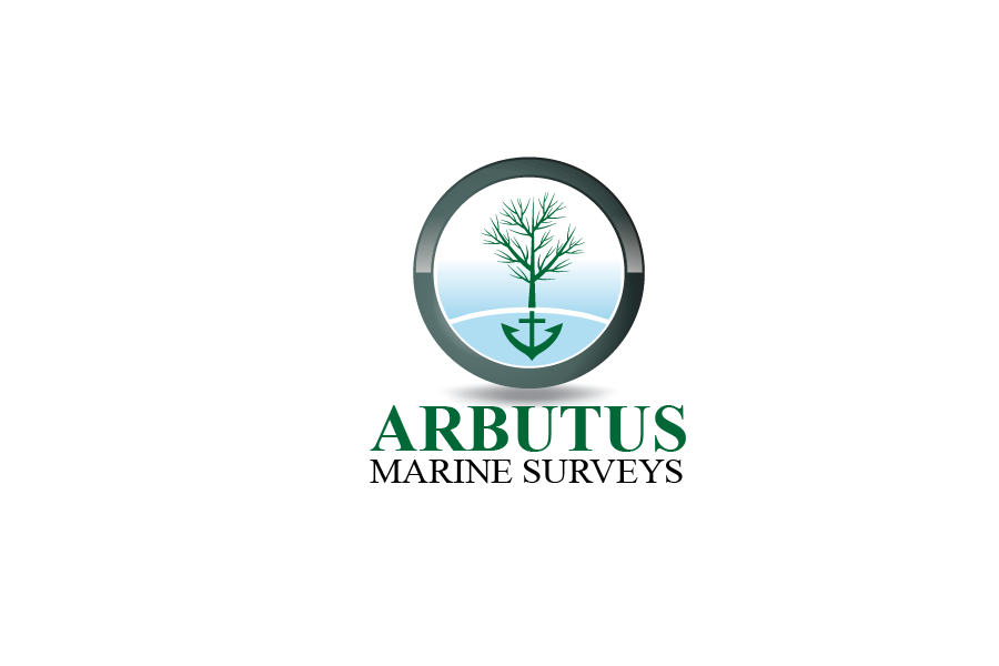 Logo Design by Private User - Entry No. 13 in the Logo Design Contest Professional Business Logo Design for Arbutus Marine Surveys.