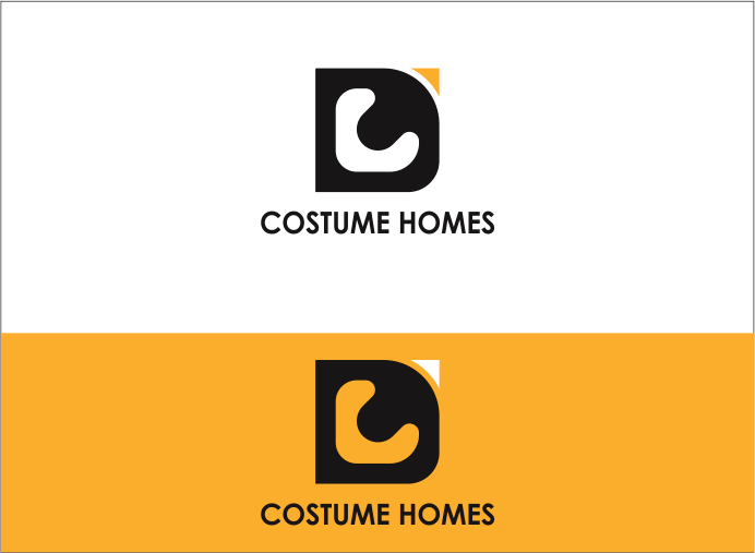 Logo Design by Armada Jamaluddin - Entry No. 180 in the Logo Design Contest Creative Logo Design for DC Custom Homes.