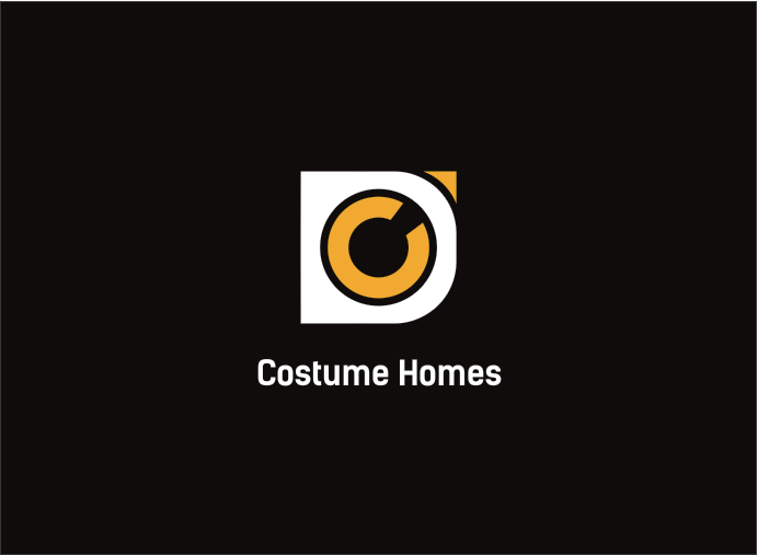 Logo Design by Armada Jamaluddin - Entry No. 189 in the Logo Design Contest Creative Logo Design for DC Custom Homes.