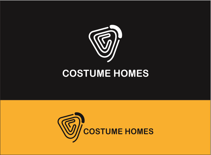 Logo Design by Armada Jamaluddin - Entry No. 190 in the Logo Design Contest Creative Logo Design for DC Custom Homes.