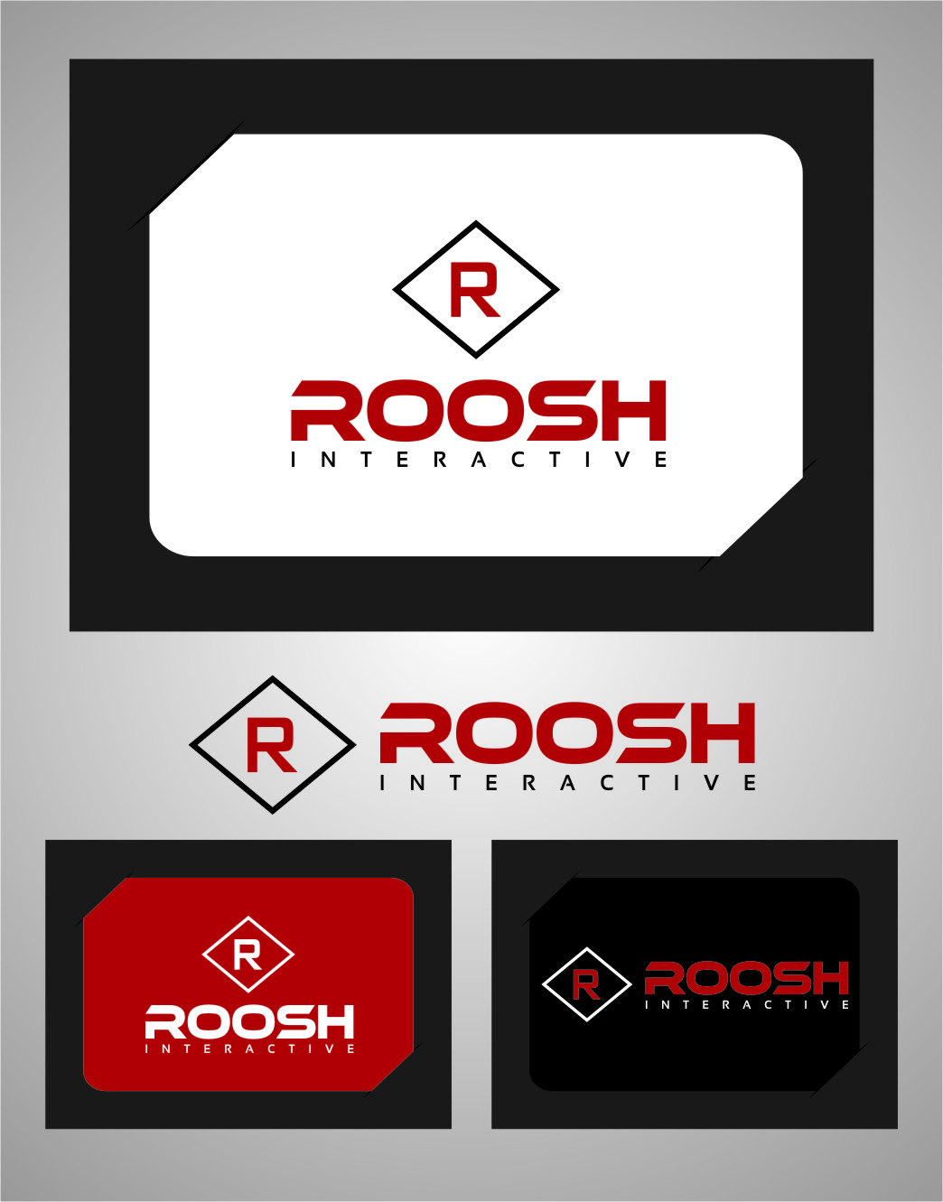 Logo Design by RoSyid Rono-Rene On Java - Entry No. 178 in the Logo Design Contest Creative Logo Design for a Gaming company.
