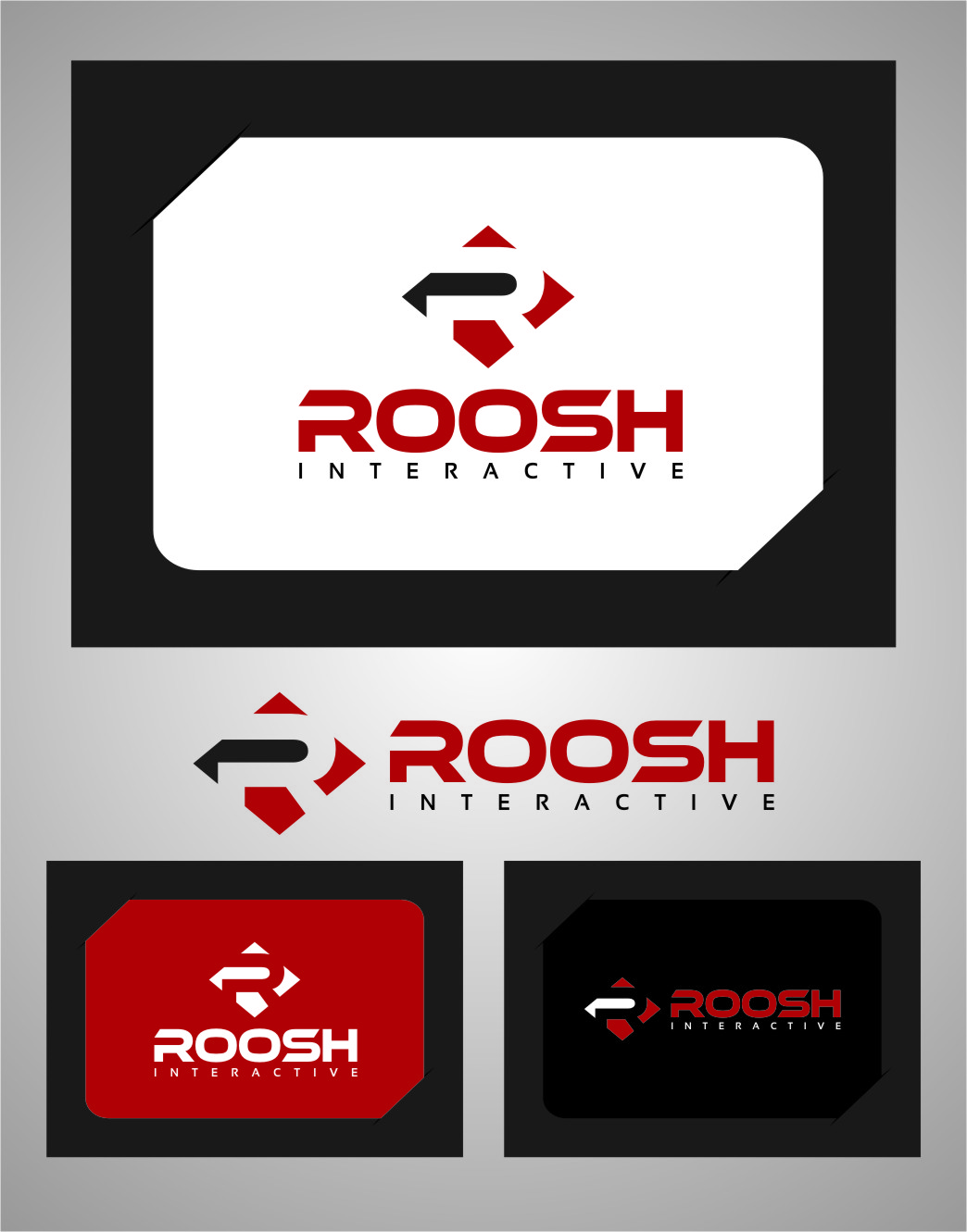 Logo Design by RasYa Muhammad Athaya - Entry No. 179 in the Logo Design Contest Creative Logo Design for a Gaming company.