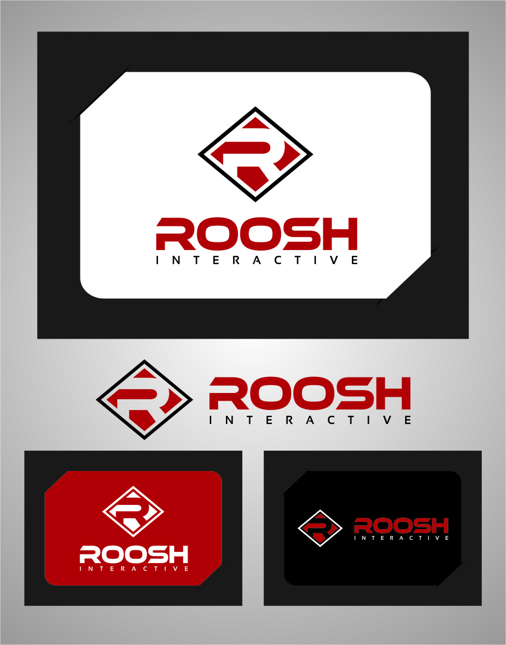 Logo Design by RasYa Muhammad Athaya - Entry No. 180 in the Logo Design Contest Creative Logo Design for a Gaming company.