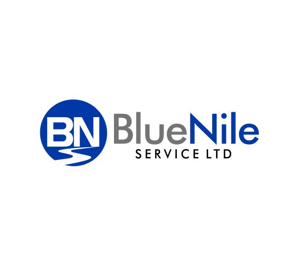 Logo Design by ronny - Entry No. 12 in the Logo Design Contest Imaginative Logo Design for Blue Nile Service Ltd.