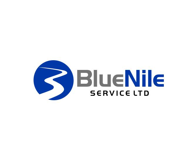 Logo Design by ronny - Entry No. 13 in the Logo Design Contest Imaginative Logo Design for Blue Nile Service Ltd.