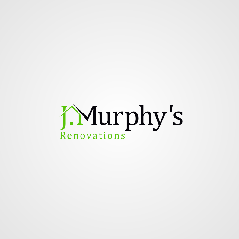 Logo Design by graphicleaf - Entry No. 15 in the Logo Design Contest J. Murphy's Renovations Logo Design.