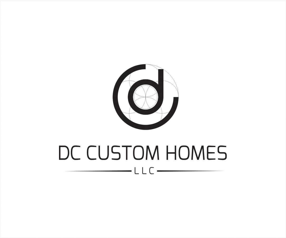 Logo Design by Private User - Entry No. 194 in the Logo Design Contest Creative Logo Design for DC Custom Homes.