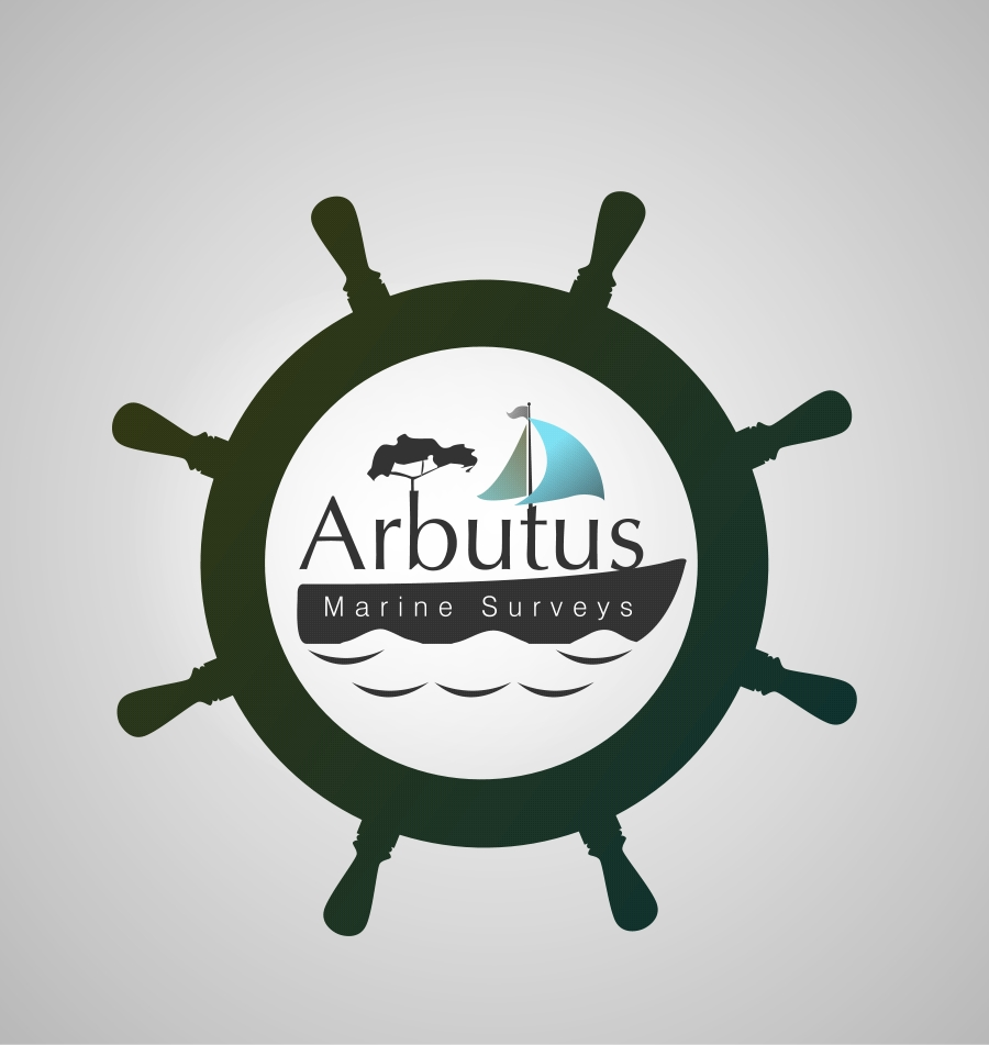 Logo Design by Private User - Entry No. 15 in the Logo Design Contest Professional Business Logo Design for Arbutus Marine Surveys.