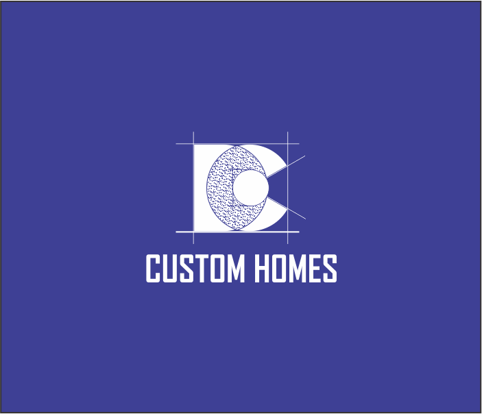 Logo Design by Armada Jamaluddin - Entry No. 198 in the Logo Design Contest Creative Logo Design for DC Custom Homes.
