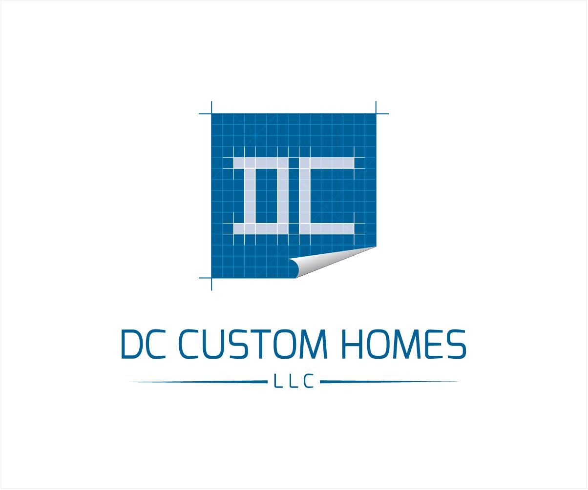 Logo Design by Private User - Entry No. 199 in the Logo Design Contest Creative Logo Design for DC Custom Homes.