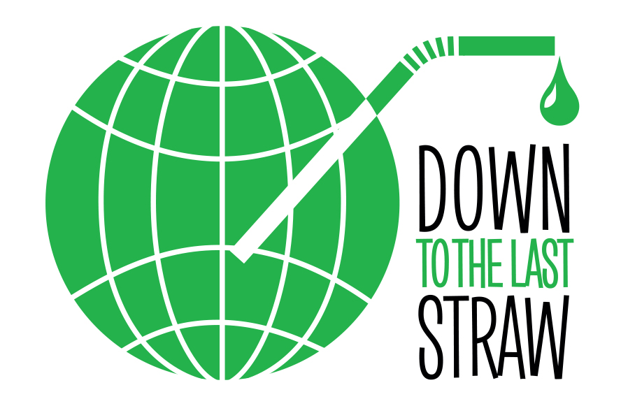 Logo Design by Martyn Jones - Entry No. 22 in the Logo Design Contest New Logo Design for DOWN TO THE LAST STRAW.