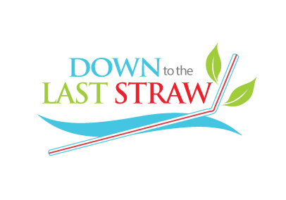 Logo Design by jennifer - Entry No. 24 in the Logo Design Contest New Logo Design for DOWN TO THE LAST STRAW.
