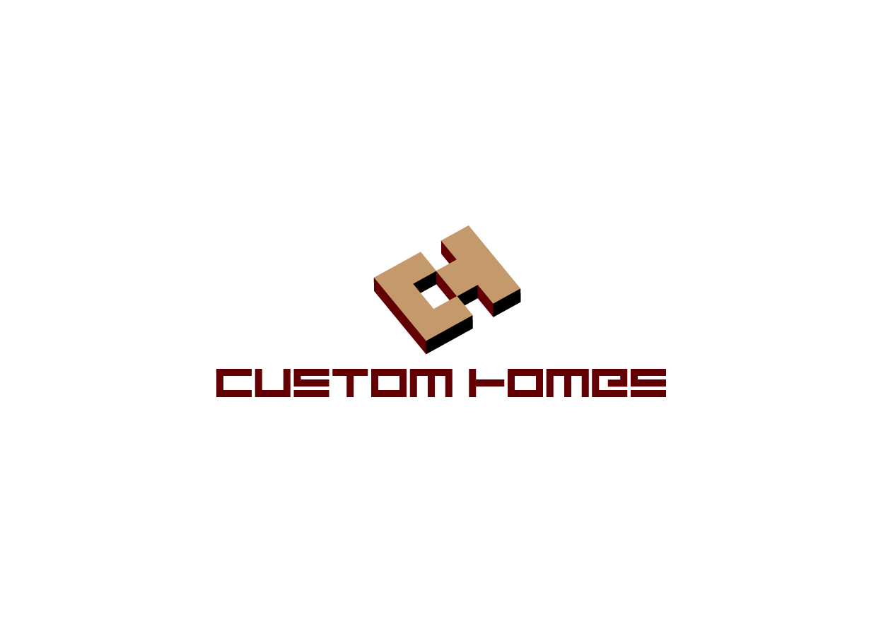Logo Design by Severiano Fernandes - Entry No. 207 in the Logo Design Contest Creative Logo Design for DC Custom Homes.