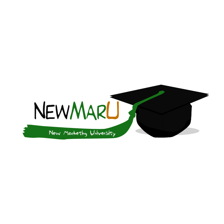 Logo Design by rizkix - Entry No. 63 in the Logo Design Contest NewMarU.com (New Marketing University).