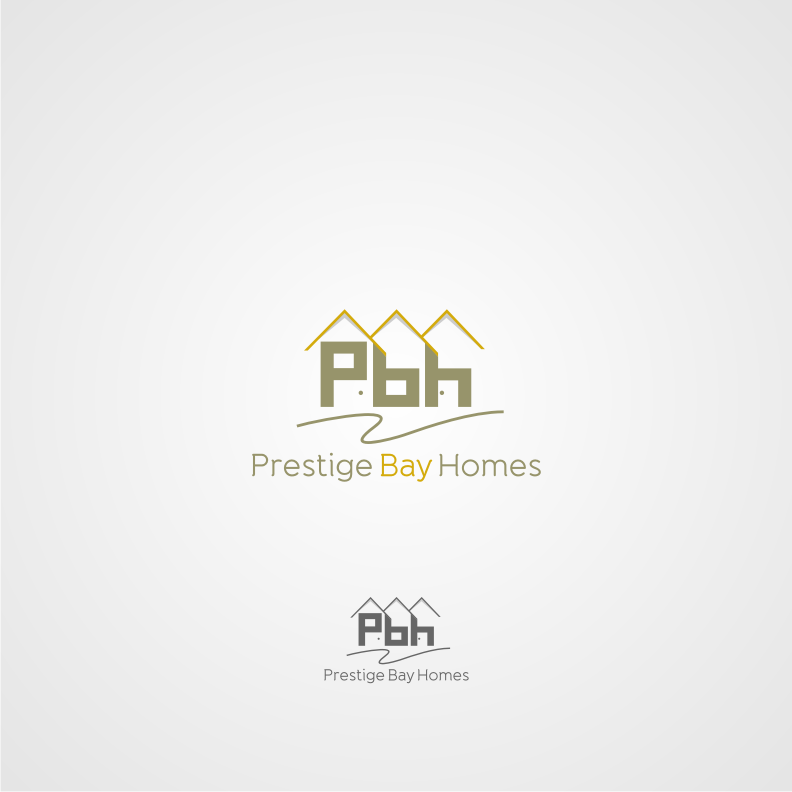 Logo Design by graphicleaf - Entry No. 4 in the Logo Design Contest Imaginative Logo Design for Prestige Bay Homes.