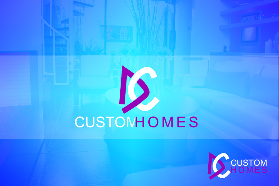 Logo Design by Private User - Entry No. 209 in the Logo Design Contest Creative Logo Design for DC Custom Homes.