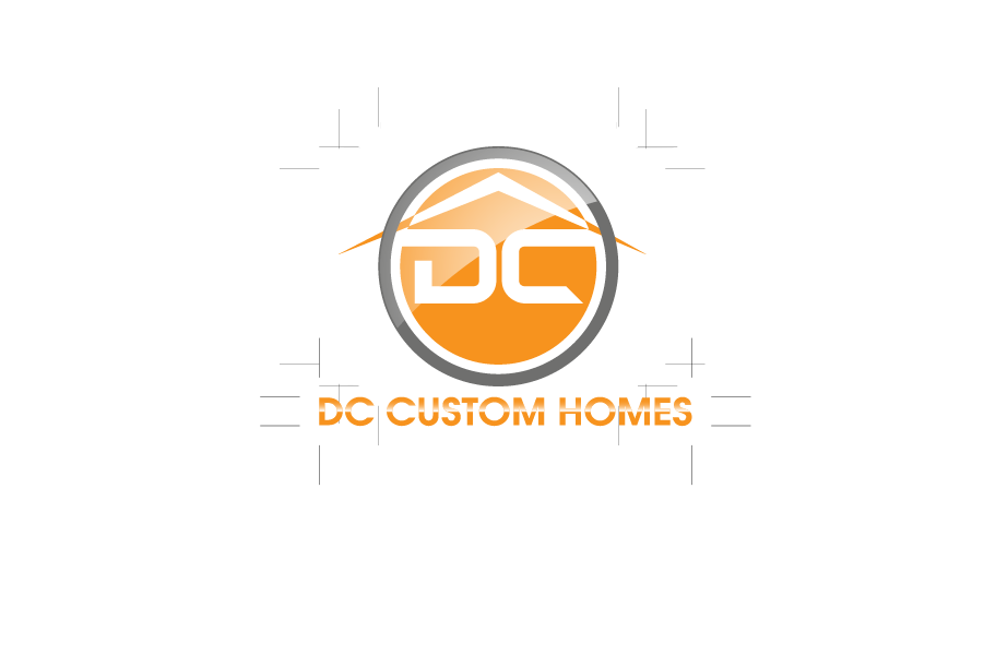 Logo Design by Private User - Entry No. 212 in the Logo Design Contest Creative Logo Design for DC Custom Homes.