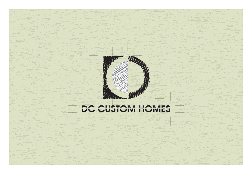 Logo Design by Private User - Entry No. 215 in the Logo Design Contest Creative Logo Design for DC Custom Homes.