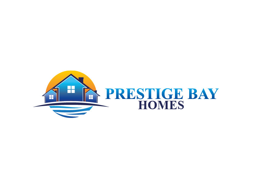 Logo Design by Private User - Entry No. 5 in the Logo Design Contest Imaginative Logo Design for Prestige Bay Homes.