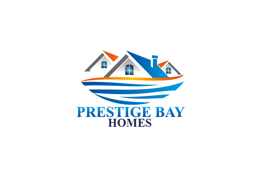 Logo Design by Private User - Entry No. 6 in the Logo Design Contest Imaginative Logo Design for Prestige Bay Homes.